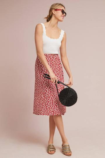 Faithfull Danica Floral Skirt