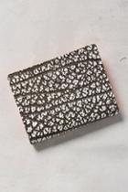 Anthropologie Lotus Card Pouch