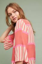Anupamaa Striped Silk Blouse