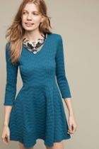 Shoshanna Textured Jax Dress