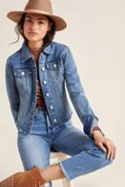 Blanknyc Deedra Frayed Denim Jacket