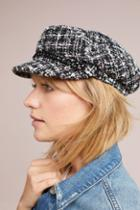 Eugenia Kim Tweed Engineer Hat
