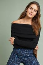Ett:twa Cecily Off-the-shoulder Sweater