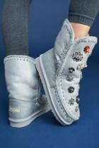Anthropologie Mou Winter Boots
