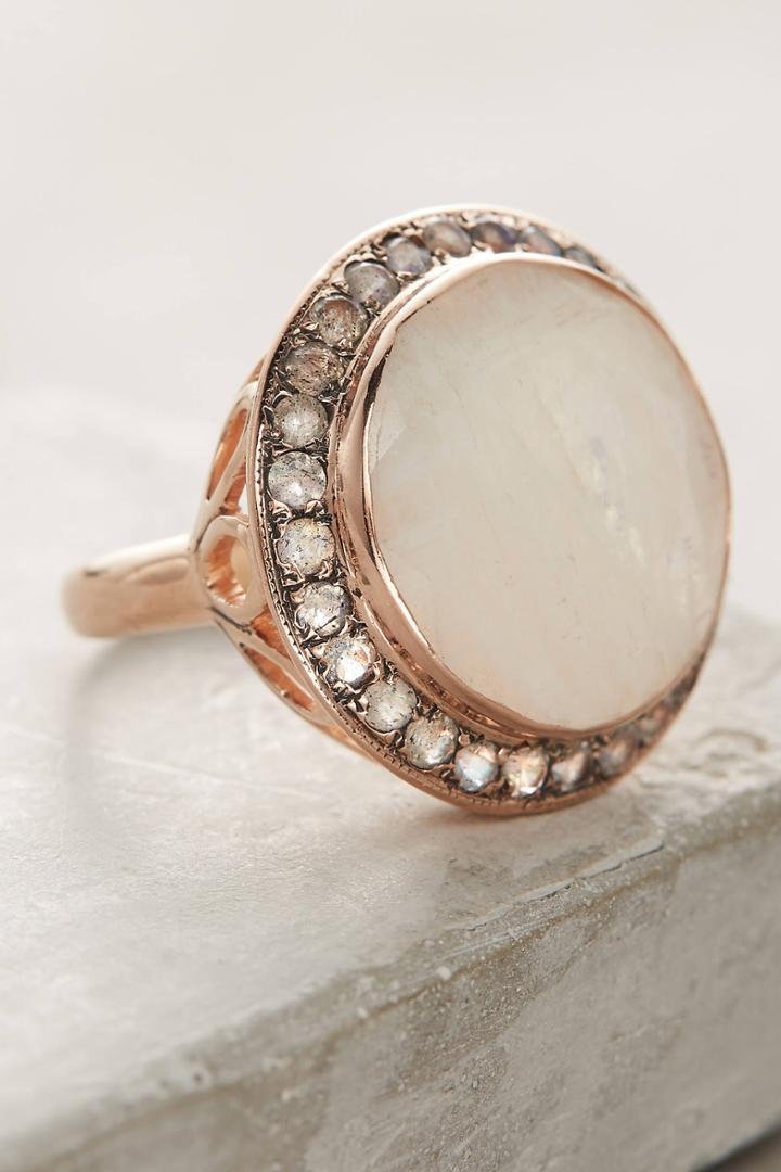 Arik Kastan Moonstone Cocktail Ring