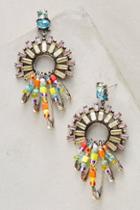 Dannijo Felicity Crystal Drop Earrings