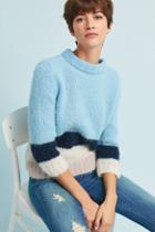 Augden Colorblock Cozy Pullover