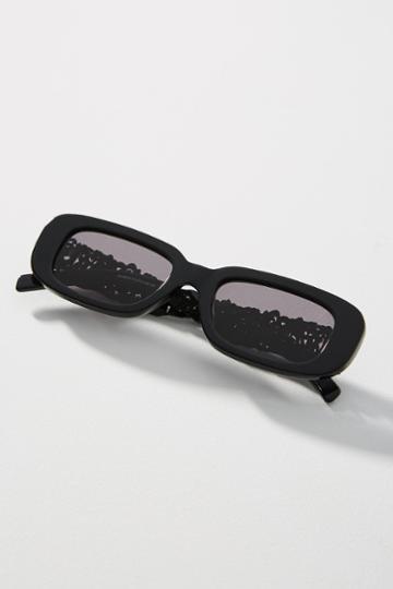 Amber Sceats Maison Rectangular Sunglasses