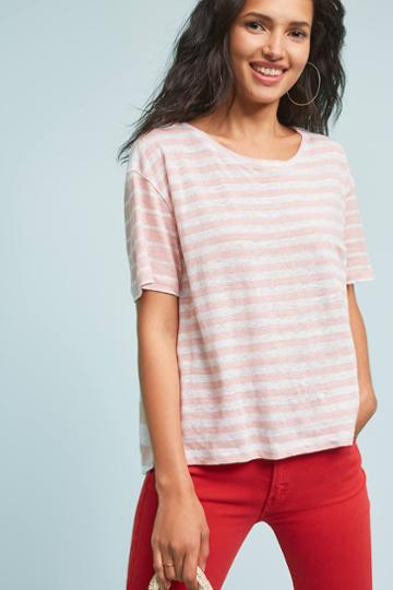 Rails Croix Striped Tee