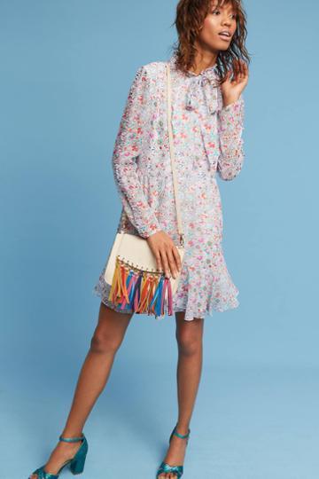 Shoshanna Sienne Silk Dress