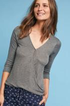 Eri + Ali Ribbed Wrap Top