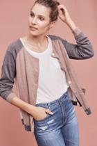 Anthropologie Belgravia Colorblock Cardigan