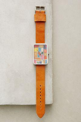 Schmutz Watches Painter's Palette Watch