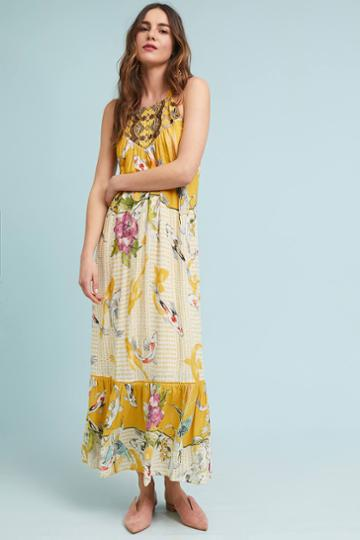 One September Paradiso Halter Dress