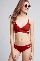 L Space Sliced Bikini Bikini Bikini Bottom