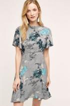 Rinku Dalamal Elliott Mockneck Dress