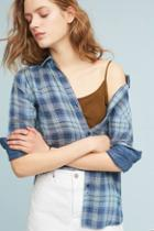 Rails Elaine Plaid Buttondown