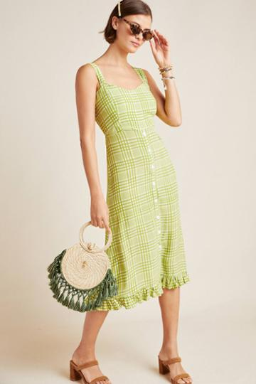 Faithfull Yasmin Midi Dress