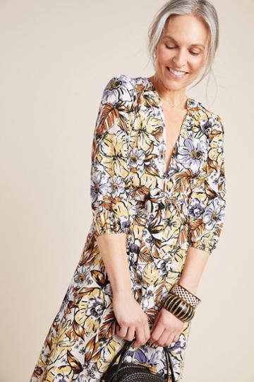 Faithfull Chloe Midi Dress