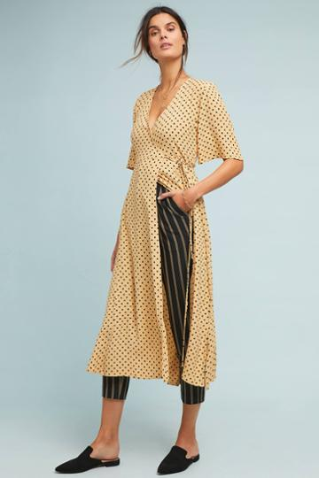 Faithfull Lula Wrap Dress