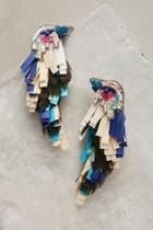 Mignonne Gavigan Tropical Bird Earrings