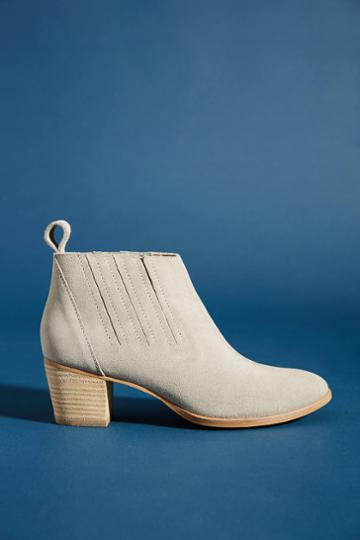 Anthropologie Lena Ankle Boots