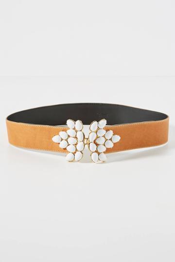 Raina Belts Wisteria Waist Belt