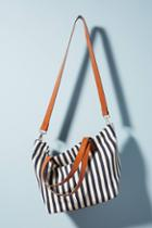 Anthropologie Myrtle Striped Tote