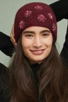 Jennifer Behr Neve Embellished Beanie