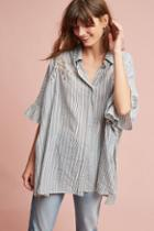 Maeve Betty Oversized Buttondown