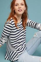 Maeve Calpernia Striped Top