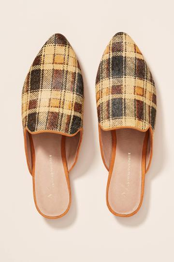 Anthropologie Evelyn Flats