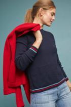 Needle Saddlebrook Striped Sweater