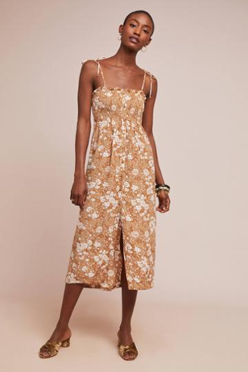 Faithfull Suki Floral Dress