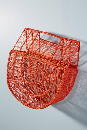 Anthropologie Birdcage