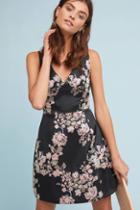 Ml Monique Lhuillier Rose Dress