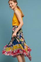 One September Leora Floral Skirt