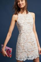 Eliza J Edynne Lace Sheath Dress