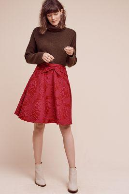 Eva Franco Freesia Bow Skirt