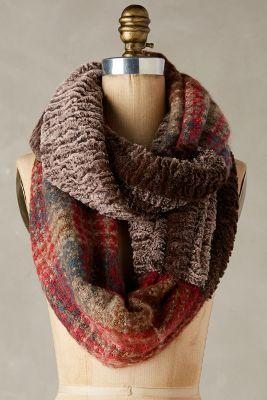 Anthropologie Carnaby Scarf