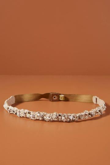 Deepa Orianna Embellished Waist Belt