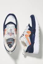 Karhu Blue Flower Colorblock Sneakers