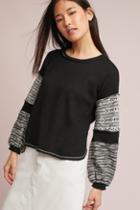 Deletta Wind Chime Sweater