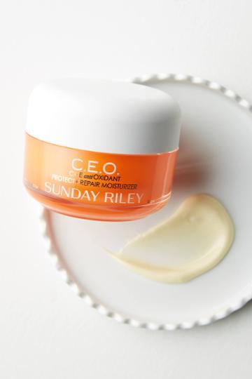 Sunday Riley C.e.o. Protect + Repair Moisturizer