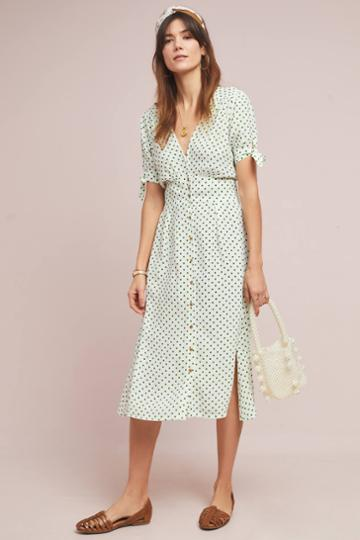 Faithfull Lula Midi Dress