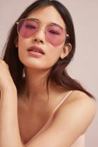 Sonix Lodi Aviator Sunglasses