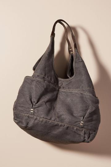 Rissetto Canvas Carryall Tote
