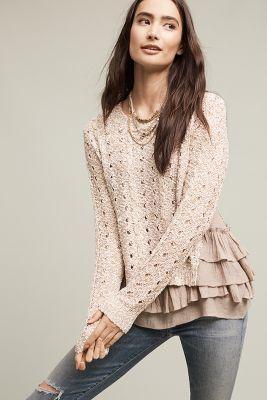 Eri + Ali Recouvrir Sweater
