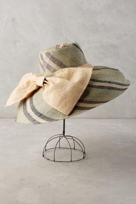 Anthropologie Musa Sun Hat
