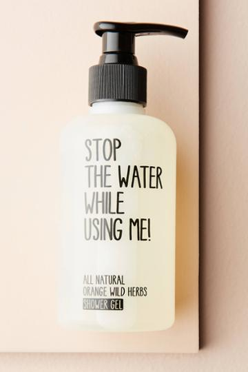 Stop The Water While Using Me! Shower Gel